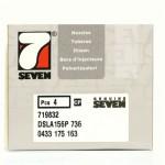DSLA156P736  Распылитель Bosch